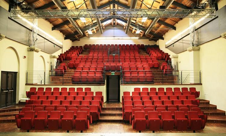 """Teatro Comunale """"Sergio Secci"""""""