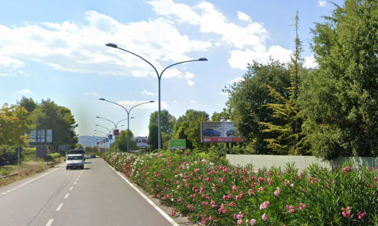 Dal 10 giugno sarà attivato il nuovo autovelox in via Lessini