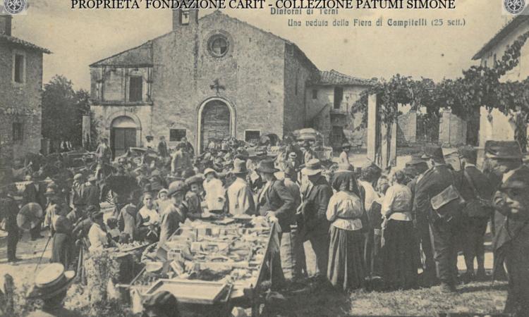 Domenica la fiera di San Matteo tra Borgo Rivo e Campitello