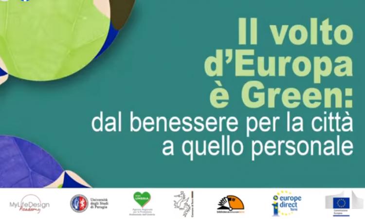 Europa, sostenibilità ambientale e benessere: mercoledì un incontro online