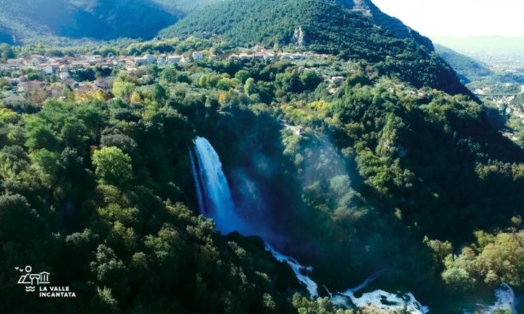 La Valle Incantata - foto panoramica